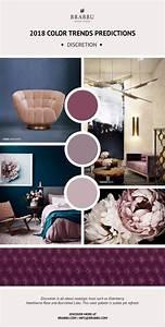 Trendfarben 2018 Wohnen : trendfarben 2018 die beste innendesign tipps wohn designtrend ~ Frokenaadalensverden.com Haus und Dekorationen
