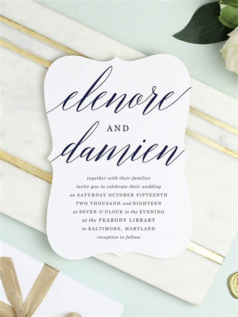 Inviation Templates by 16 Printable Wedding Invitation Templates You Can Diy
