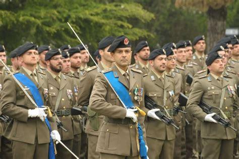 D Italia Cambio Ufficiale Cambio Comandante Battaglione Logistico Ariete