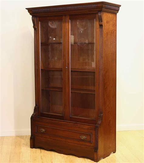 Antique Australian Blackwood Bookcase  The Merchant Of Welby