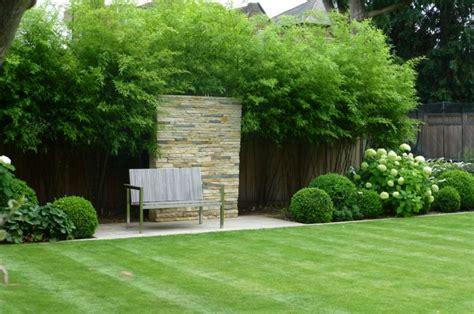 Bambus Im Garten  Diy Sichtschutz Für Die Terrasse