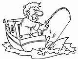 Fishing Coloring Pages Pole Boat Strike Template Pescaria Drawing Desenho Para Rod Colorir Getdrawings Poles Sketch Flag Dificil sketch template