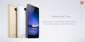 Ya Puedes Comprar El Xiaomi Redmi Note 3 Pro  Versi U00f3n 32gb