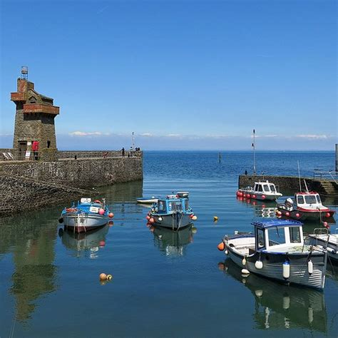 Boat Trip Ilfracombe by Days Out And Activities Lower Buttercombe Farm Cottage