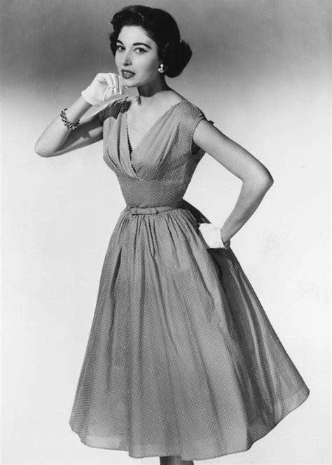 Die 50er Mode mode der 50er jahre die wilden 50er jahre the 50s