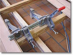 OZ-Vice by Bench Pro wood-metalworking tool Upper & Lower