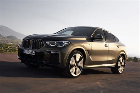 2020 Bmw X6 by 2020 Bmw X6 Revealed Price Specs And Release Date What
