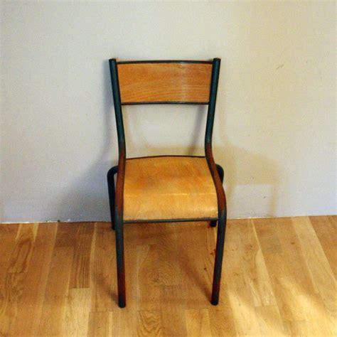 chaise écolier rénover une chaise d écolier
