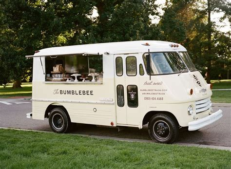 If you want some part of that action, this mobile coffee business guide will show you how. The Bumblebee - Dessert Food Truck, Denver, Colorado ...