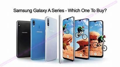 Samsung Different Smartphones Galaxy Series Which Seven