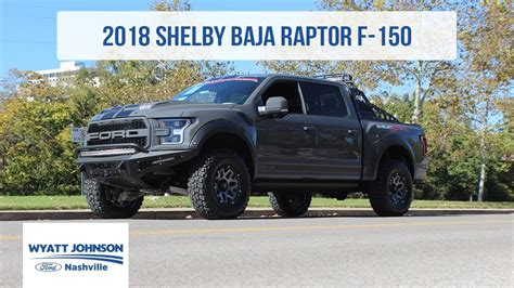 Lifted Ford Raptor Shelby Edition