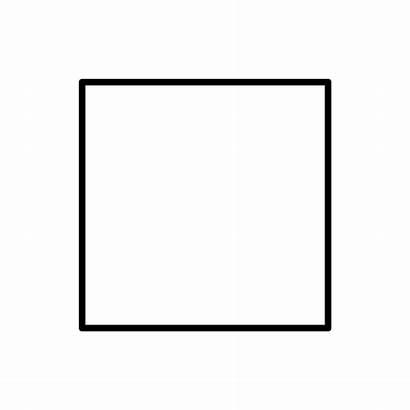 Quadrado Formas Square Tension Line Variable Sweep