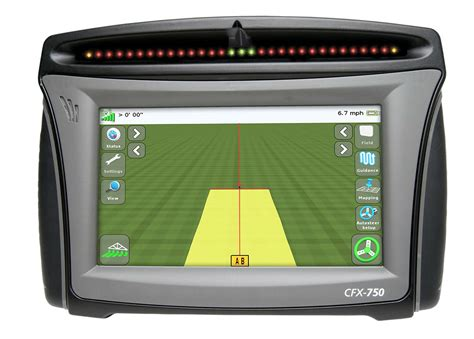 Cfx 750 Display -trimble