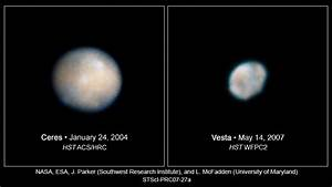 Ice on Ceres: 'An Interesting Paradox'
