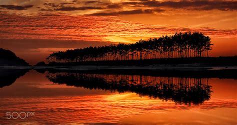 Colores cálidos paisajes Nuestroclima