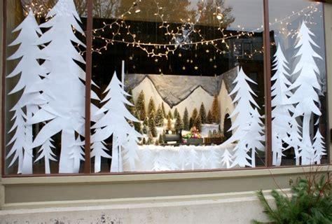 Weihnachtsdeko Fenster Einfach by Fensterdeko Zu Weihnachten 104 Neue Ideen Archzine Net