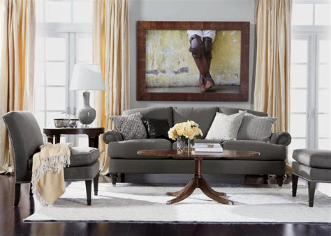 Easy Elegance Living Room  Ethan Allen