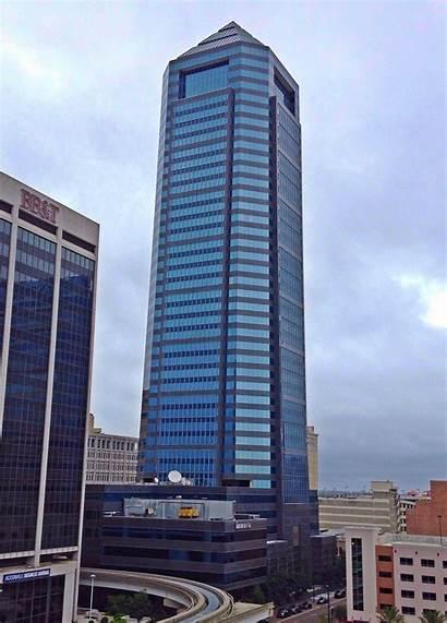 Jacksonville Florida Tallest America Tower Bank Buildings