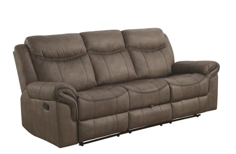 Motion Sofas And Sectionals by Sawyer Motion Collection Sawyer Transitional Taupe