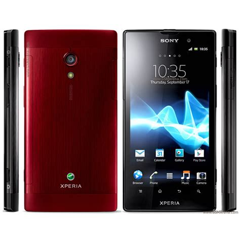 Sony Mobile Phone by New Mobile Phone Photos Sony Xperia Ion Android