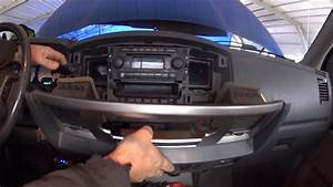 2007 Dodge Ram Radio Removal And Install