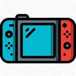Switch Nintendo Icon Clipart Pi Raspberry Icons