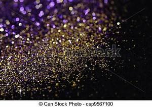 Bilder Mit Glitzer : stock fotografie von lila glitzer schwarz hintergrund ~ Jslefanu.com Haus und Dekorationen