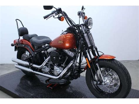 2011 Harley-davidson Flstsb Softail Cross Bones For Sale