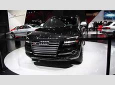 Audi SQ5 First Look at NAIAS 2013 YouTube