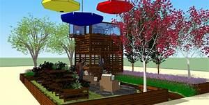 Gartengestaltung Mit Paletten : nachhaltige landschafts architektur paletten garten von b sq design ~ Whattoseeinmadrid.com Haus und Dekorationen
