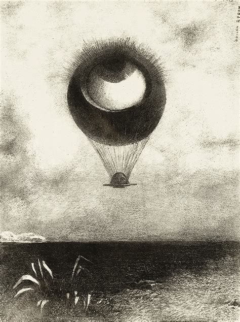 """""""Black is the most essential color"""": Odilon Redon's Noirs"""