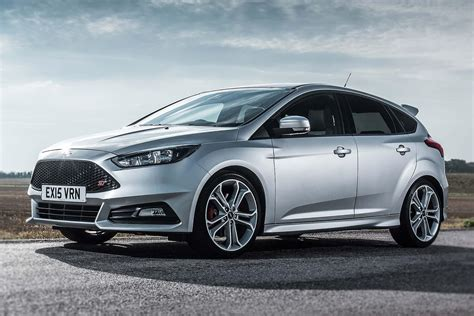 New Ford Focus St-line To Harness Rs Halo Effect