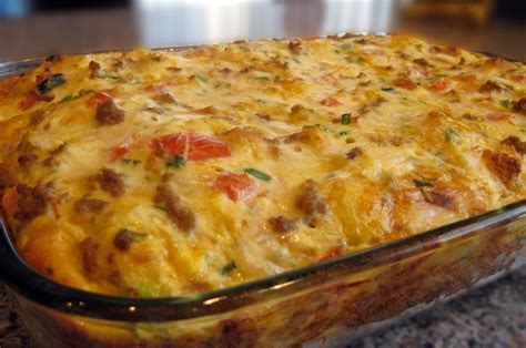 egg casserole recipes sausage breakfast casserole recipe dishmaps