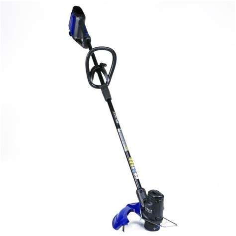 Check out these top 5 best battery powered best battery powered weed eater is convenient for homes which yards need extra grooming. Shop Kobalt 40-Volt Max 12-in Straight Cordless String Trimmer and Edger at Lowes.com