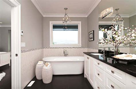Black And White Bathroom Ideas by 25 Incredibly Stylish Black And White Bathroom Ideas To
