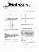 Fun Math Worksheets Free Math Worksheets Worksheet For Sixth Grade Go Back To Our Sixth Grade Math Worksheets Description This Sixth Grade Grade 6 Math Worksheet And Lesson Grade 6 Basic Version 9