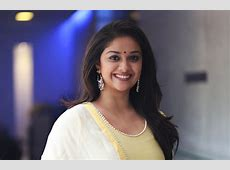 Keerthy Suresh stills at Nadigaiyar Thilagam press meet