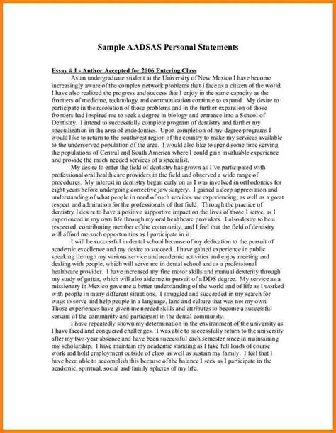 Personal Statement Template 5 How To Write A Personal Statement Template