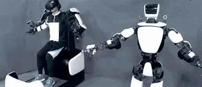 Robot Humanoid Toyota Movements Hr3 Mimic Thr3