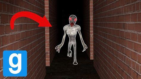 terrifying chicken ghost  dark maze garrys mod
