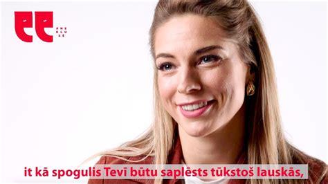 Lelde Ceriņa #Neklusē, #Neklusē arī Tu! - YouTube