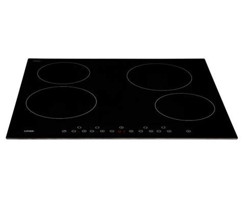 Buy LOGIK LCHOBTC16 Electric Ceramic Hob   Black   Free