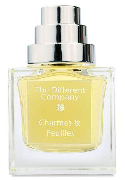 eau de parfum et eau de toilette un parfum de charmes et feuilles eau de toilette by the different company luckyscent