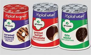 Girl Scout Cookies will now be available in yogurt form ...