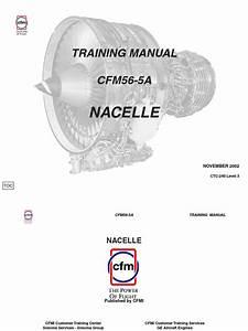 Cfm56 5a Training Manual