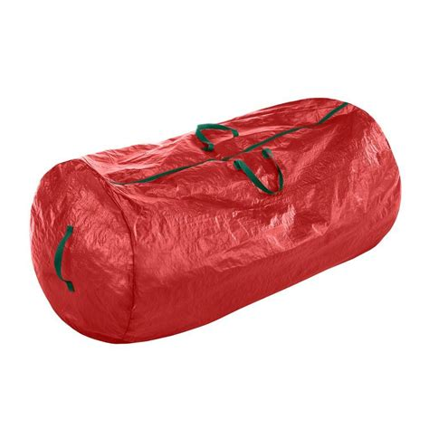 bag for christmas tree whitmor christmas storage collection 29 in x 56 in 3566
