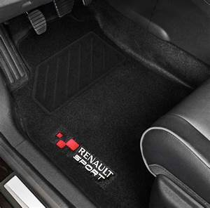 Accessoire Clio 4 Rs : accessoire renault megane 3 tapis de sol renault sport ~ Dallasstarsshop.com Idées de Décoration