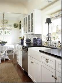 white galley kitchen ideas an ikea kitchen in the southern hospitality