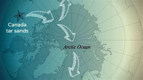 canada considers shipping tar sands oil  arctic