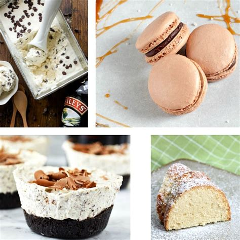 baileys dessert recipes dessert recipes 20 st s day baileys desserts